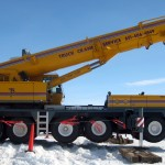 1160 Liebherr 1160-2 200 ton