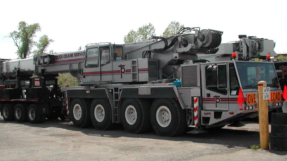 1999 Demag Model AC-80