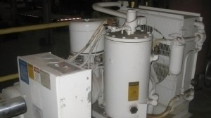 1989 Ingersol Rand Model 100 H-SP Air Compressor