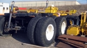 Challenge Cook 70 Ton Hydraulic Steer Dollies