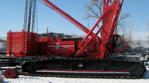 Manitowoc 16000 440 Ton Crawler Crane
