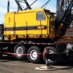 1979 American 7530 125 Ton Lattice Boom Truck Crane