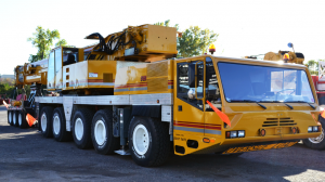1998 Demag Model AC395 5 300x168 All Terrain Cranes